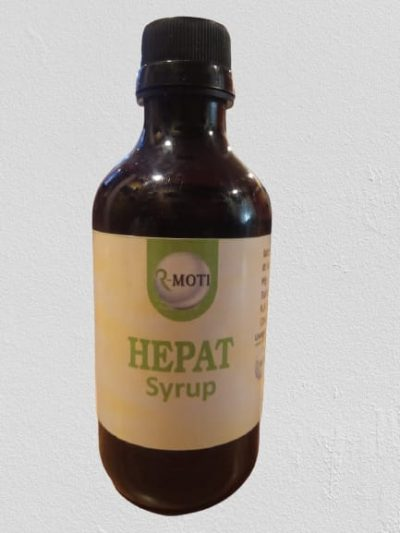 HEPAT Syrup – Boost your liver health